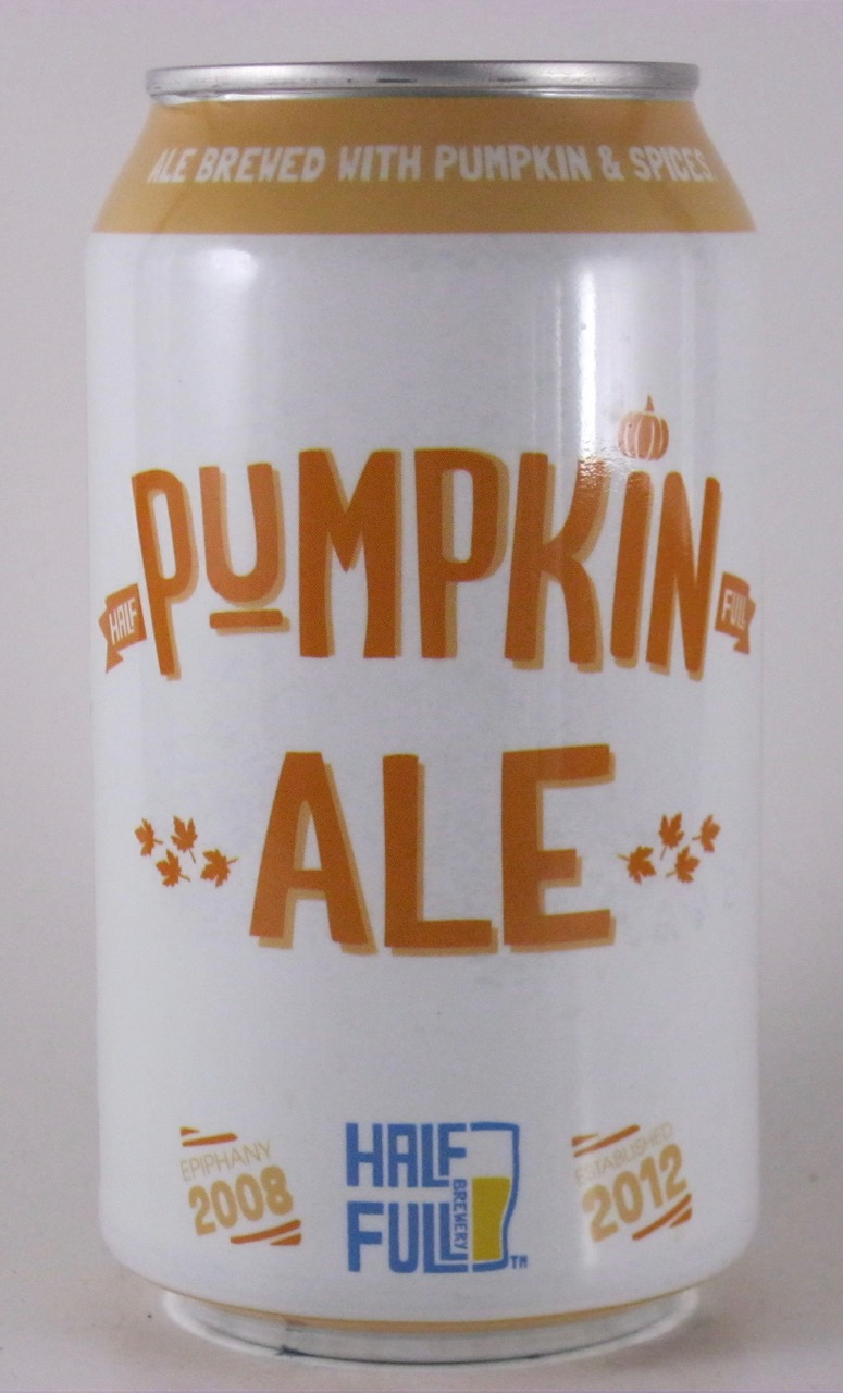 Half Full - Pumpkin Ale