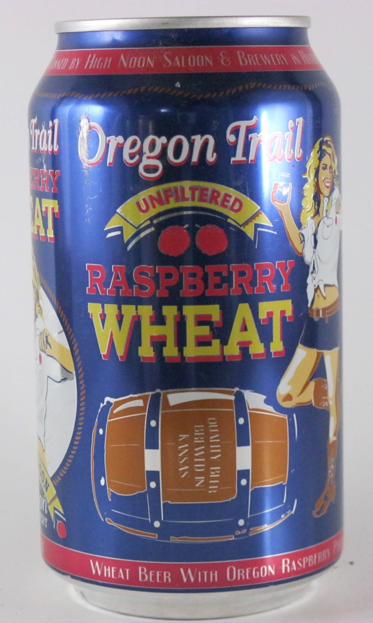 High Noon - Oregon Trail Raspberry Wheat