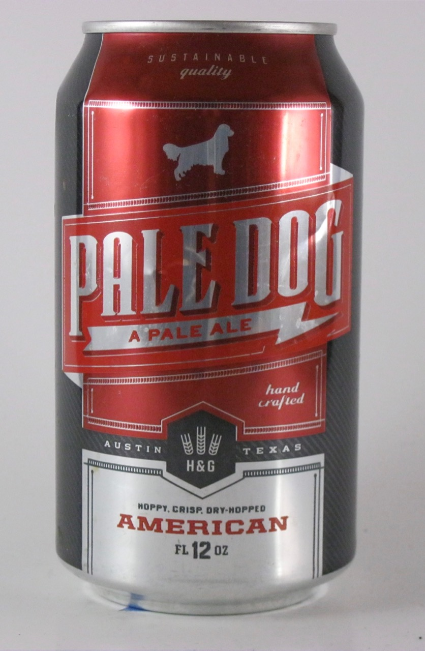 Hops + Grain - Pale Dog