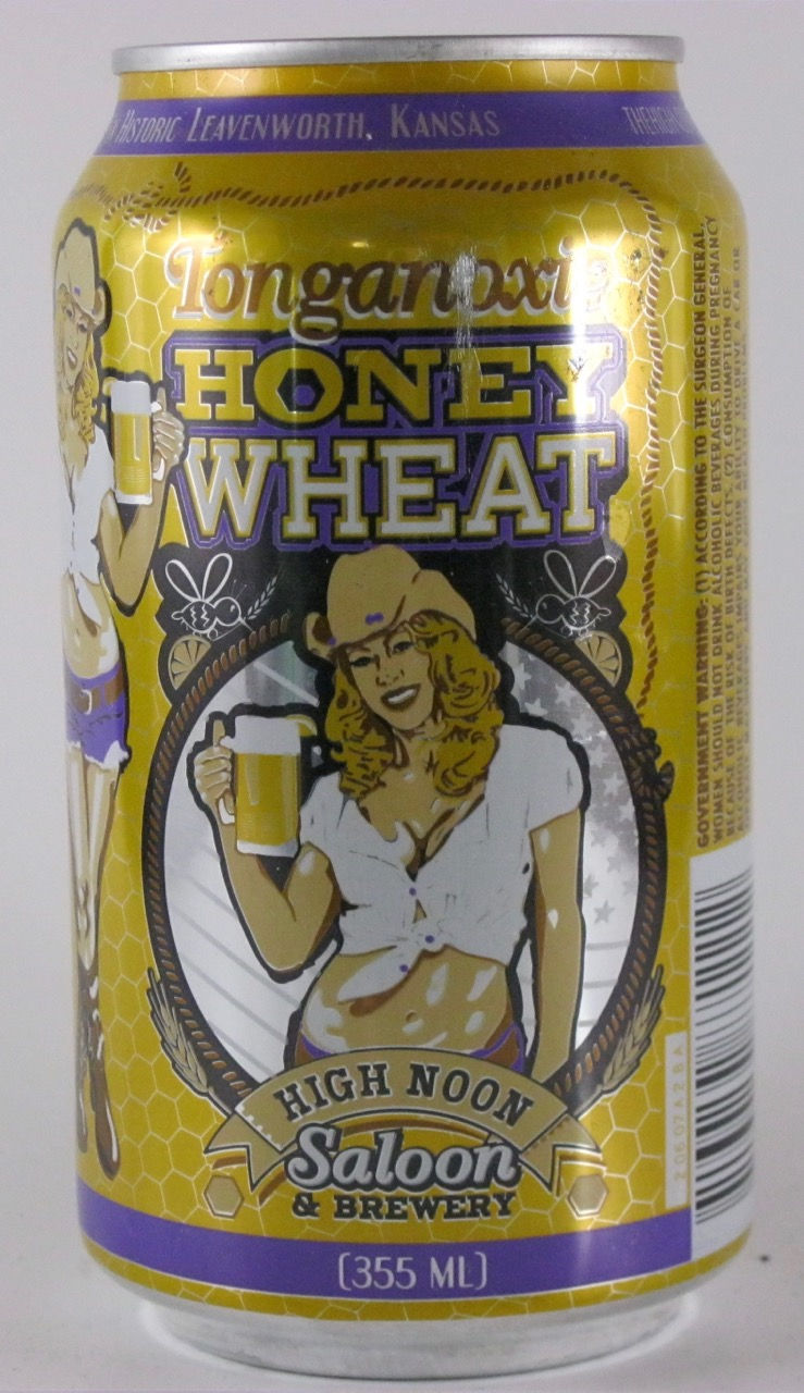 High Noon - Tonganoxi Honey Wheat