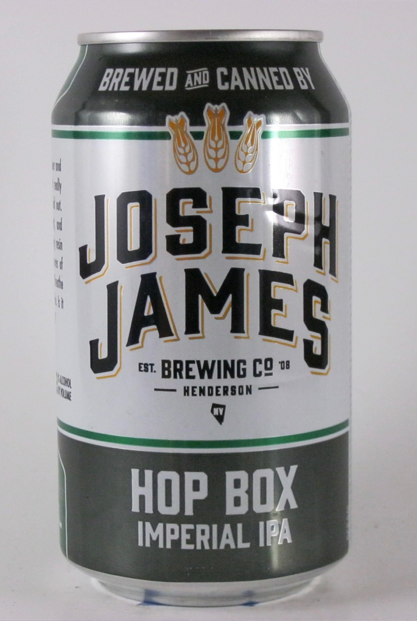 Joseph James - Hop Box Imperial Ale