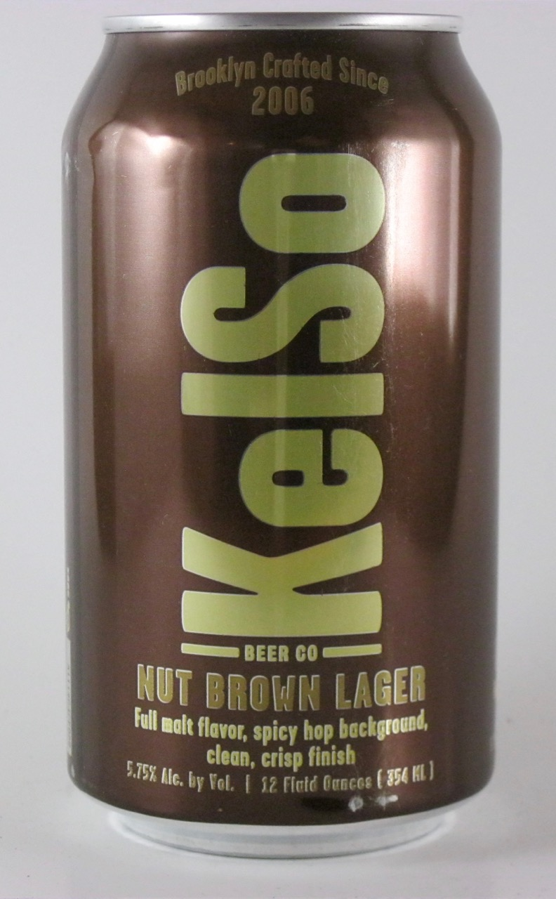 Kelso - Nut Brown Lager