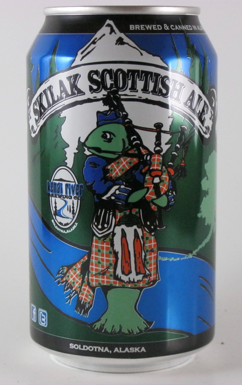 Kenai River - Skilak Scottish Ale