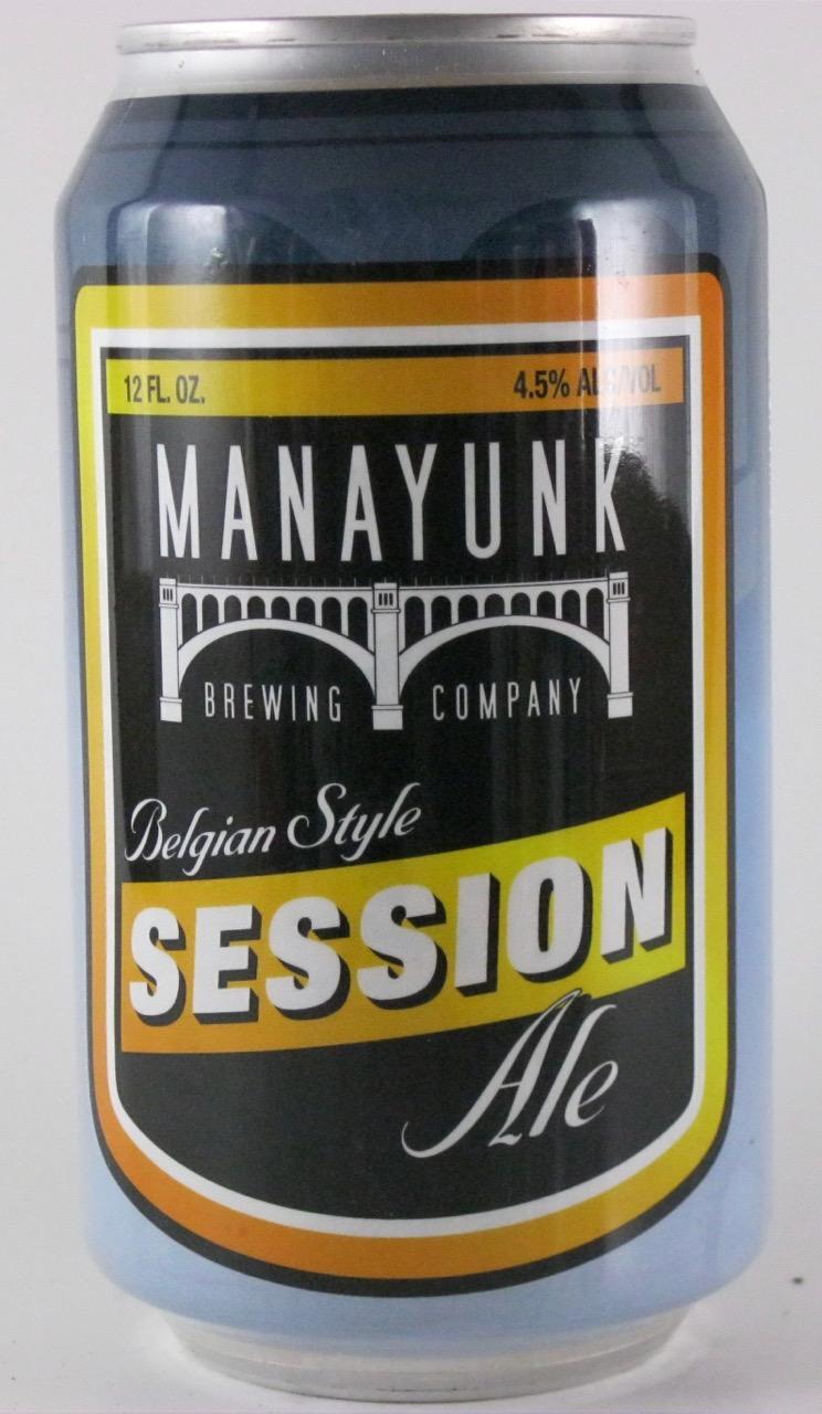 Manayunk - Belgian Style Session IPA