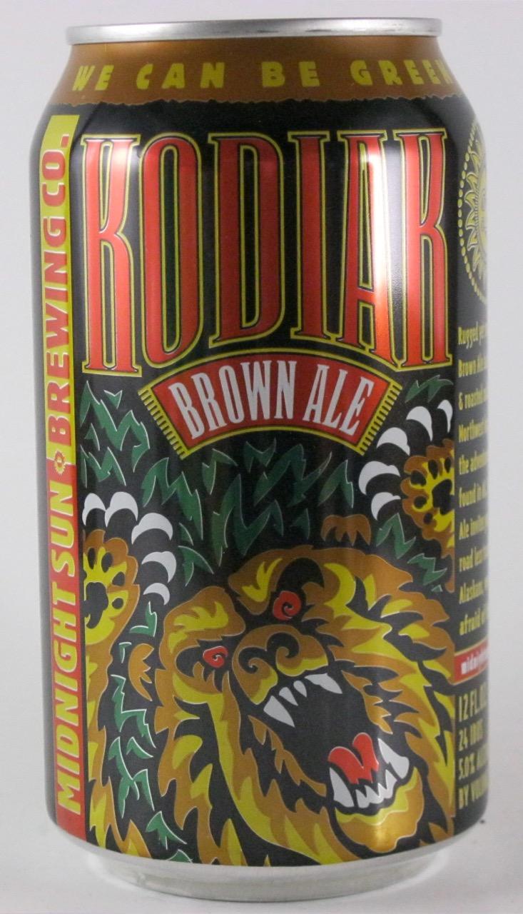 Midnight Sun - Kodiak Brown Ale