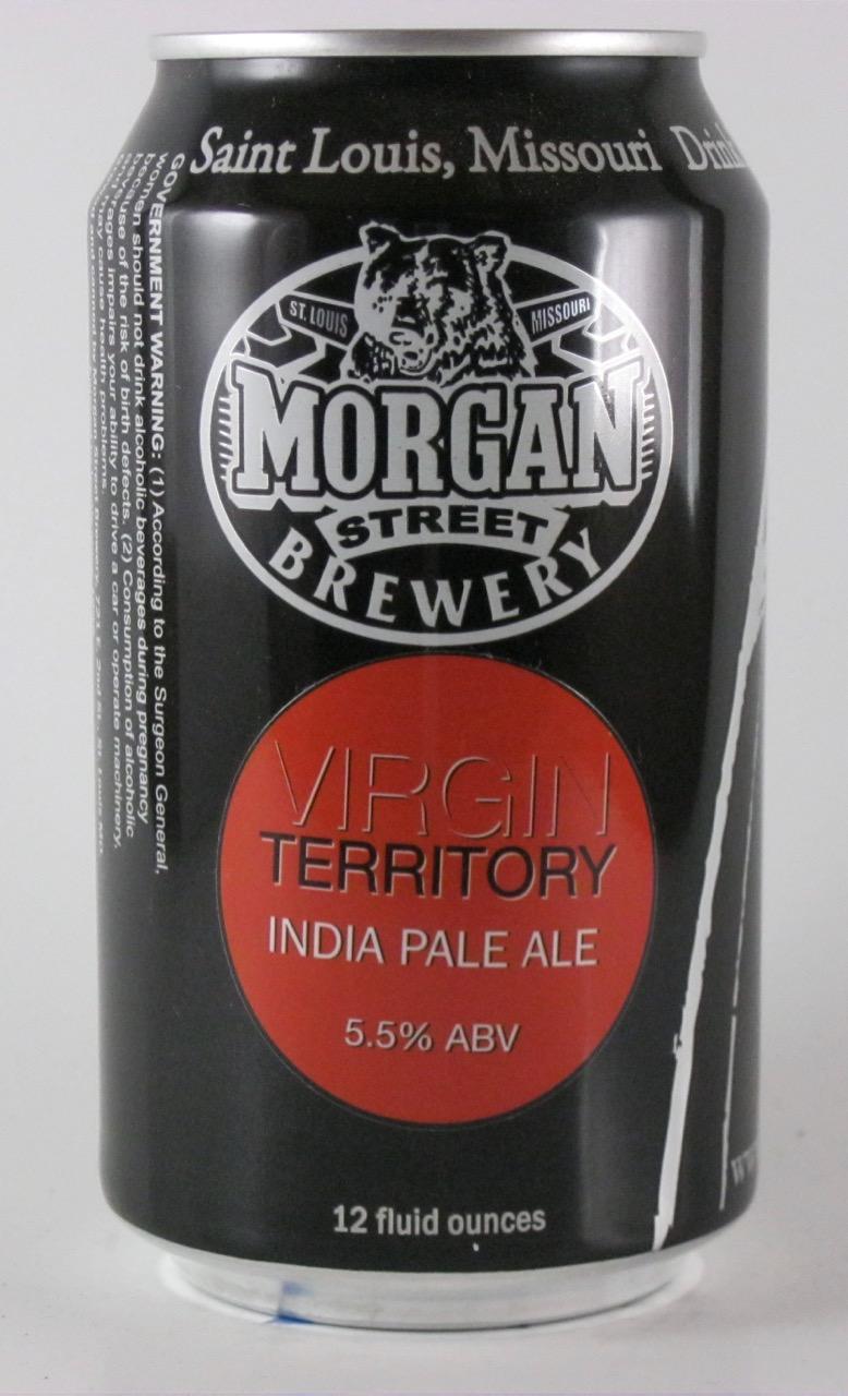 Morgan Street - Virgin Territory IPA