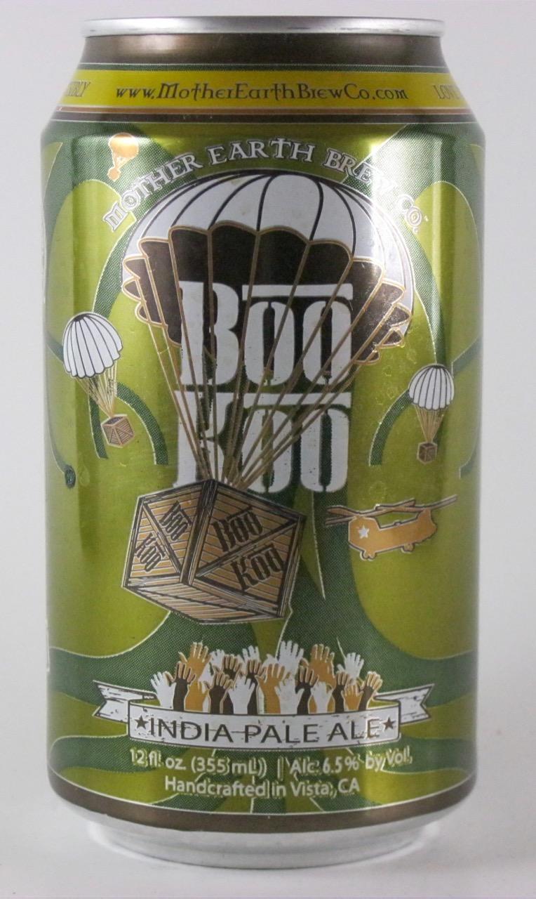 Mother Earth - Boo Koo IPA