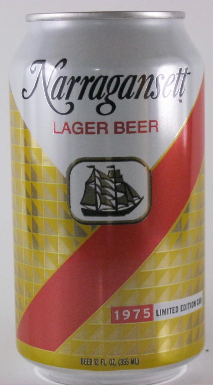 Narragansett - Lager Beer