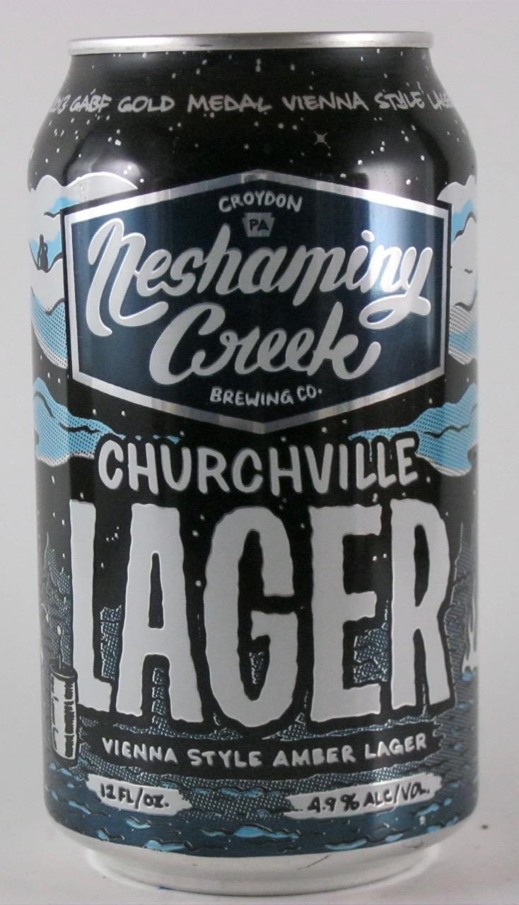 Neshaminy Creek - Chuchville Lager