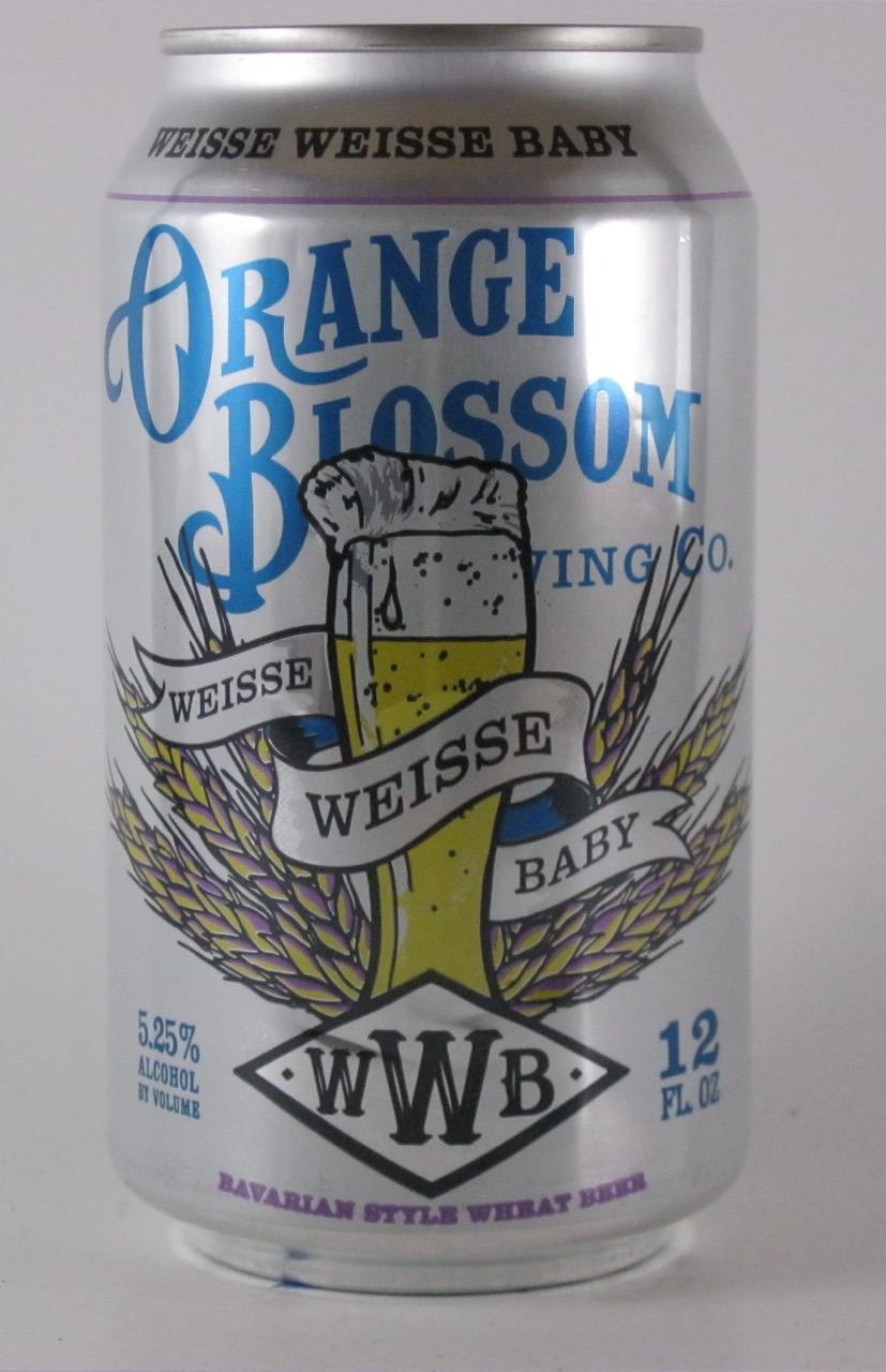 Orange Blossom - Weisse Weisse Baby