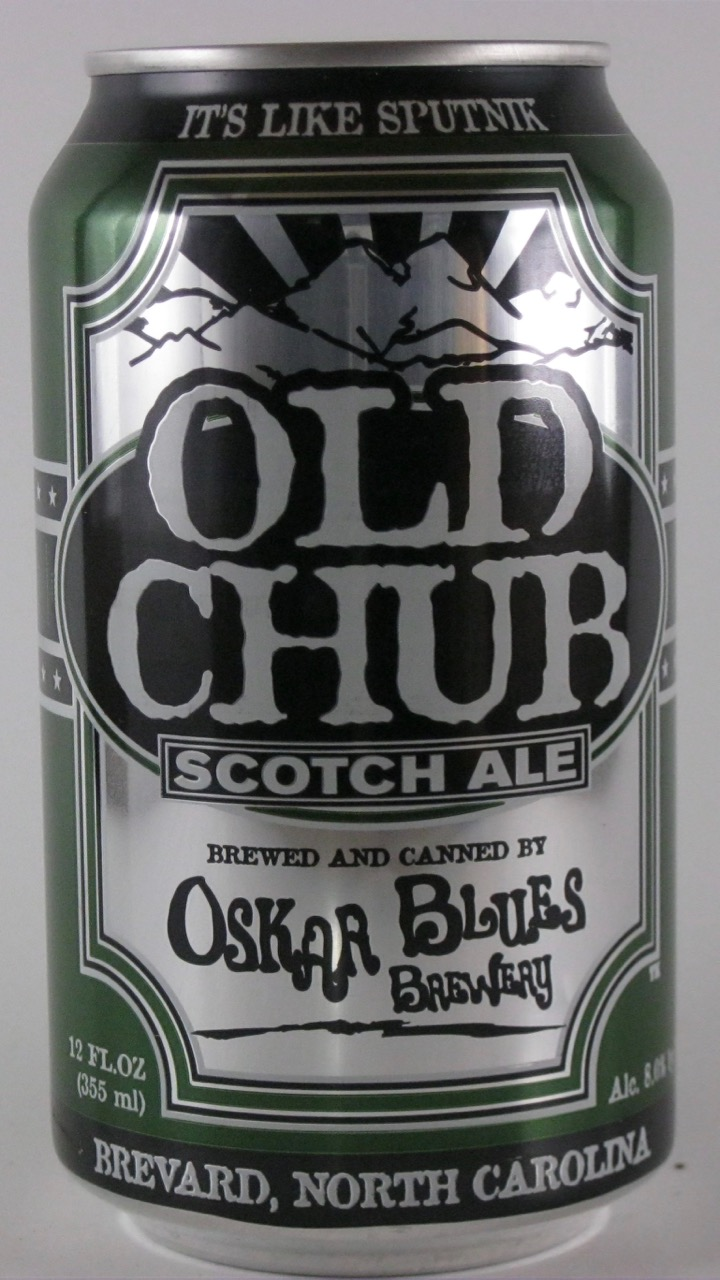 Oskar Blues - Old Chub Scotch Ale (Brevard, NC)