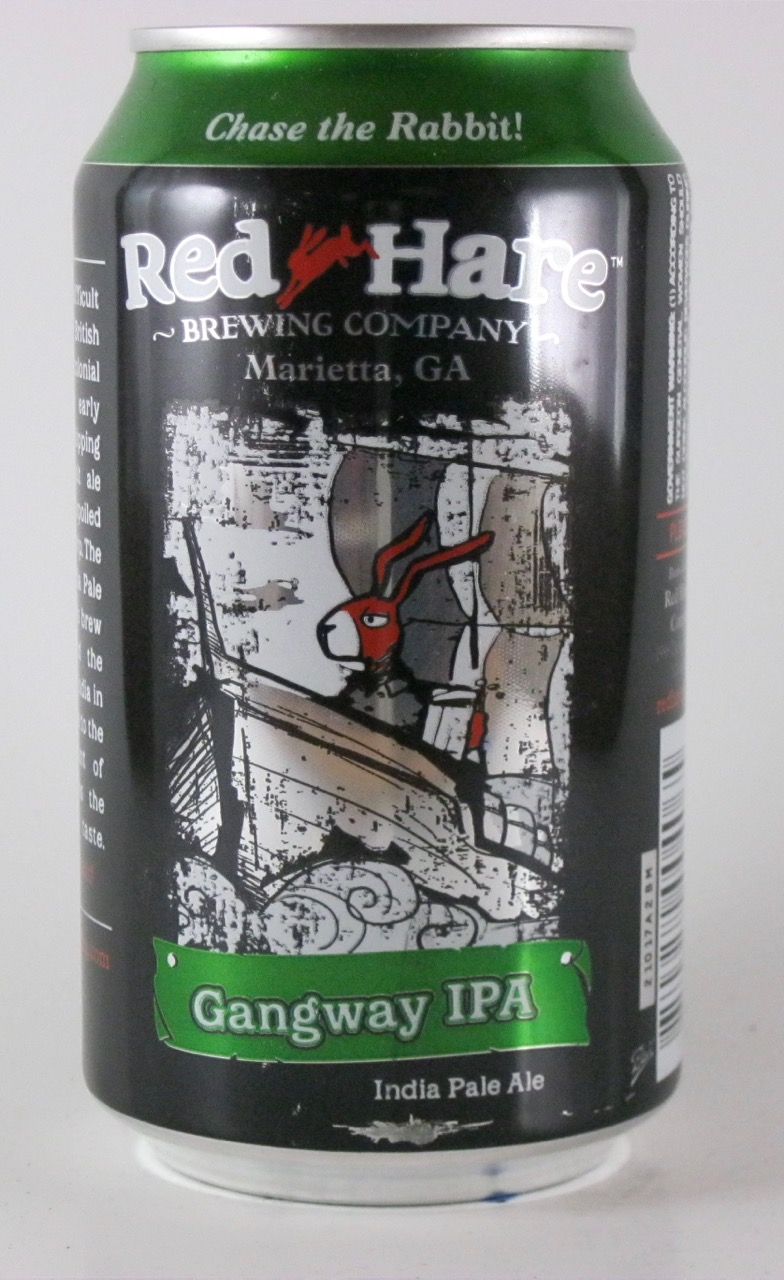 Red Hare - Gangway IPA