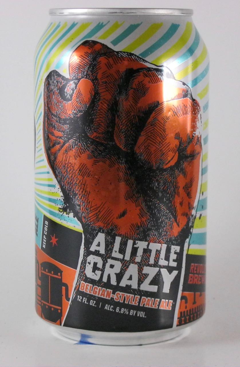 Revolution - A Little Crazy
