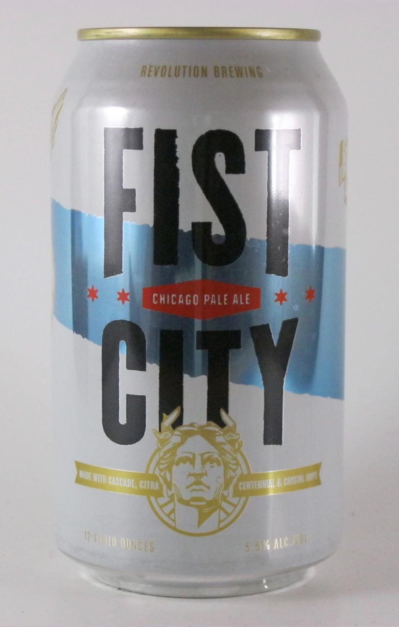 Revolution - Fist City