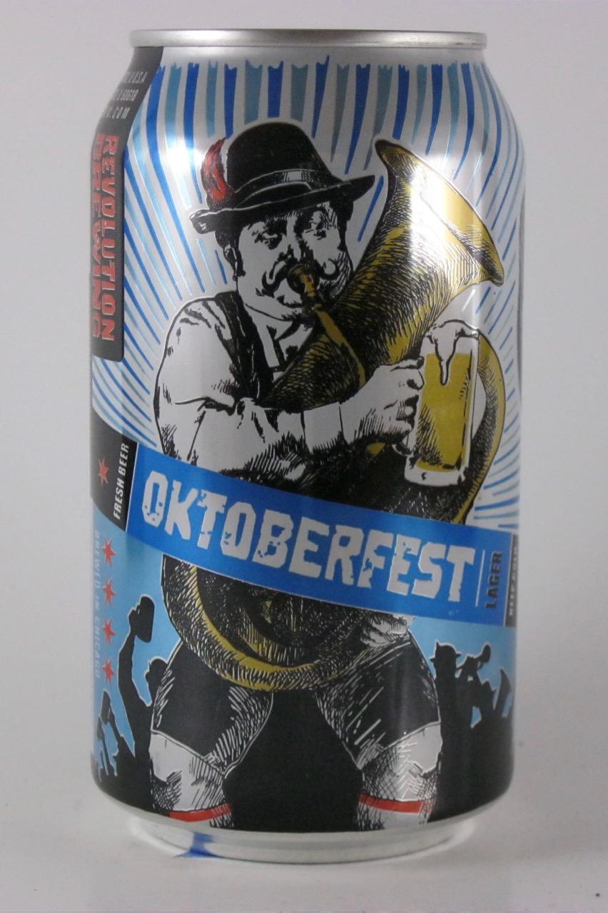 Revolution - Oktoberfest