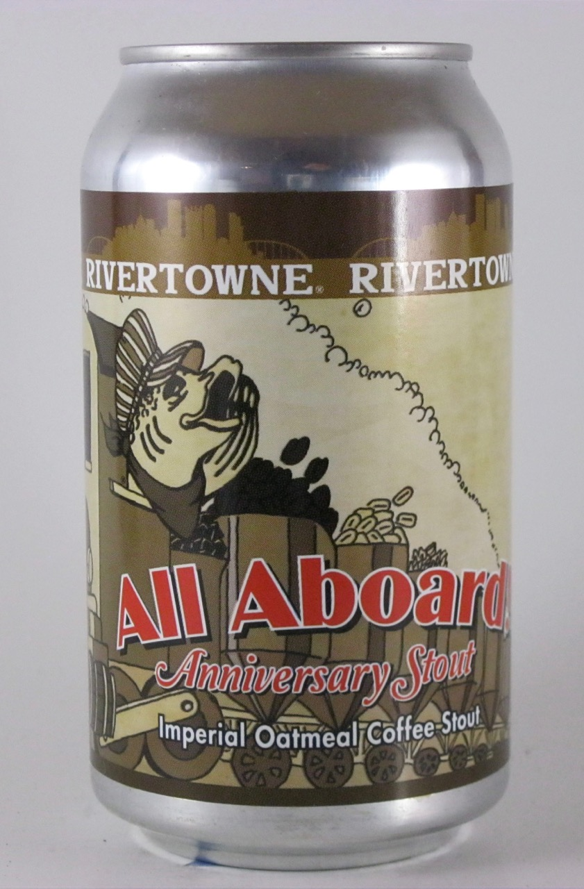 Rivertowne - All Aboard Anniversary Stout