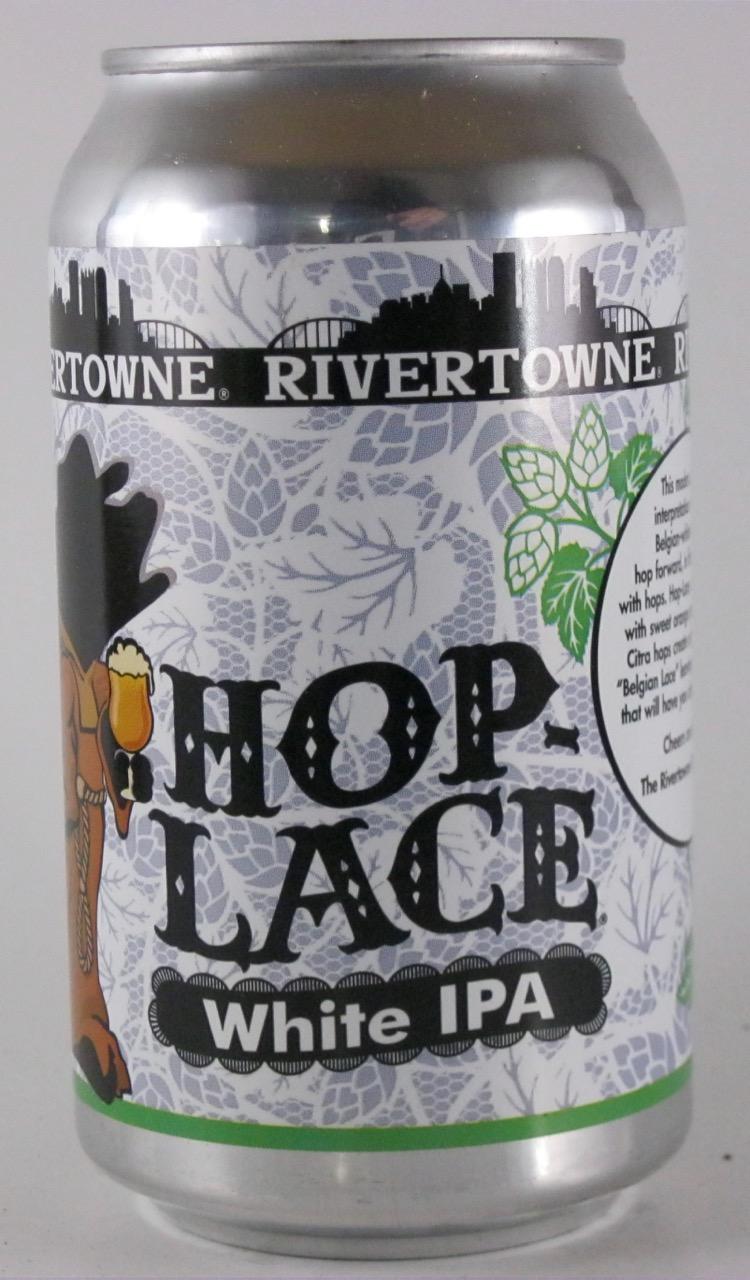 Rivertowne - Hop Lace White IPA
