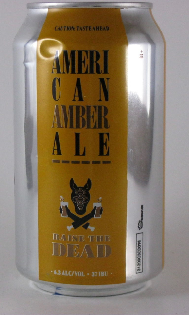 Roughtail - American Amber Ale