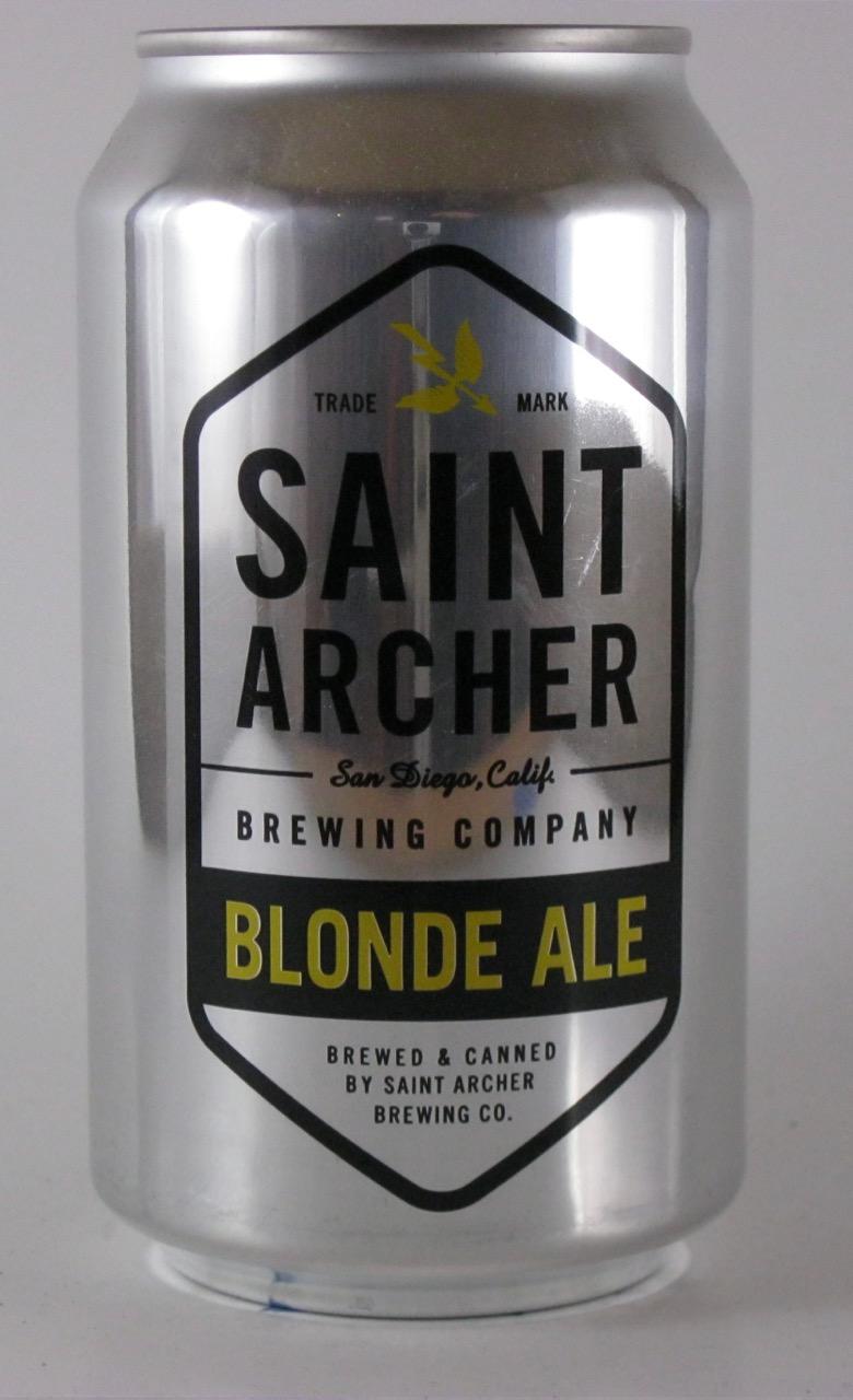 Saint Archer - Blonde Ale