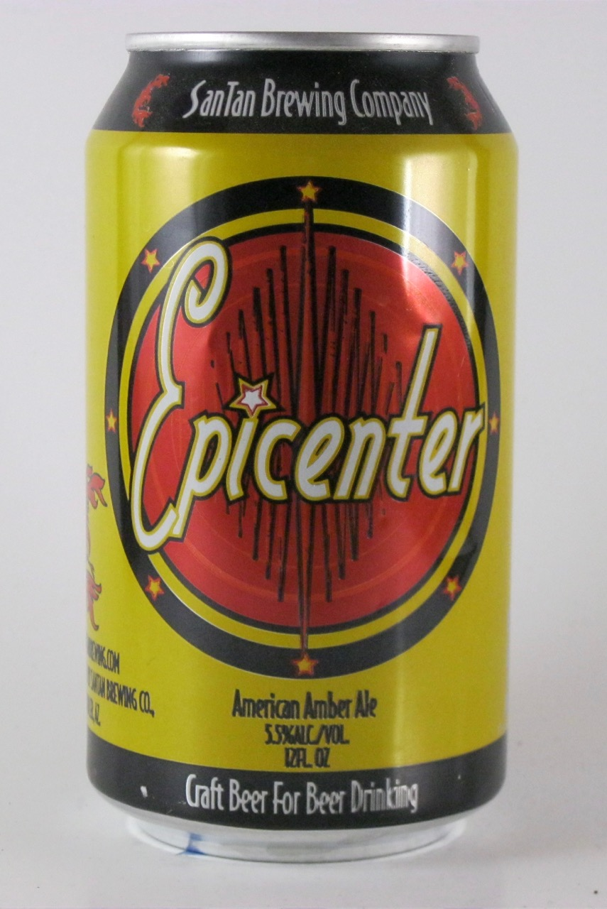 San Tan - Epicenter American Amber Ale