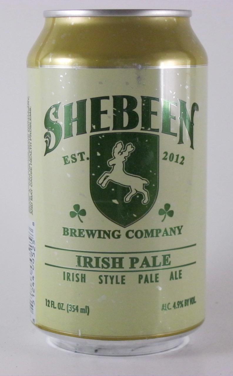 Shebeen - Irish Pale