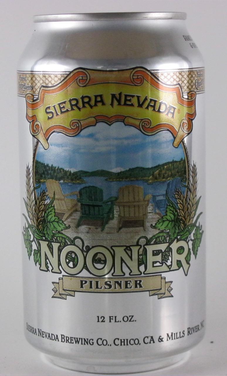 Sierra Nevada - Nooner Pilsner