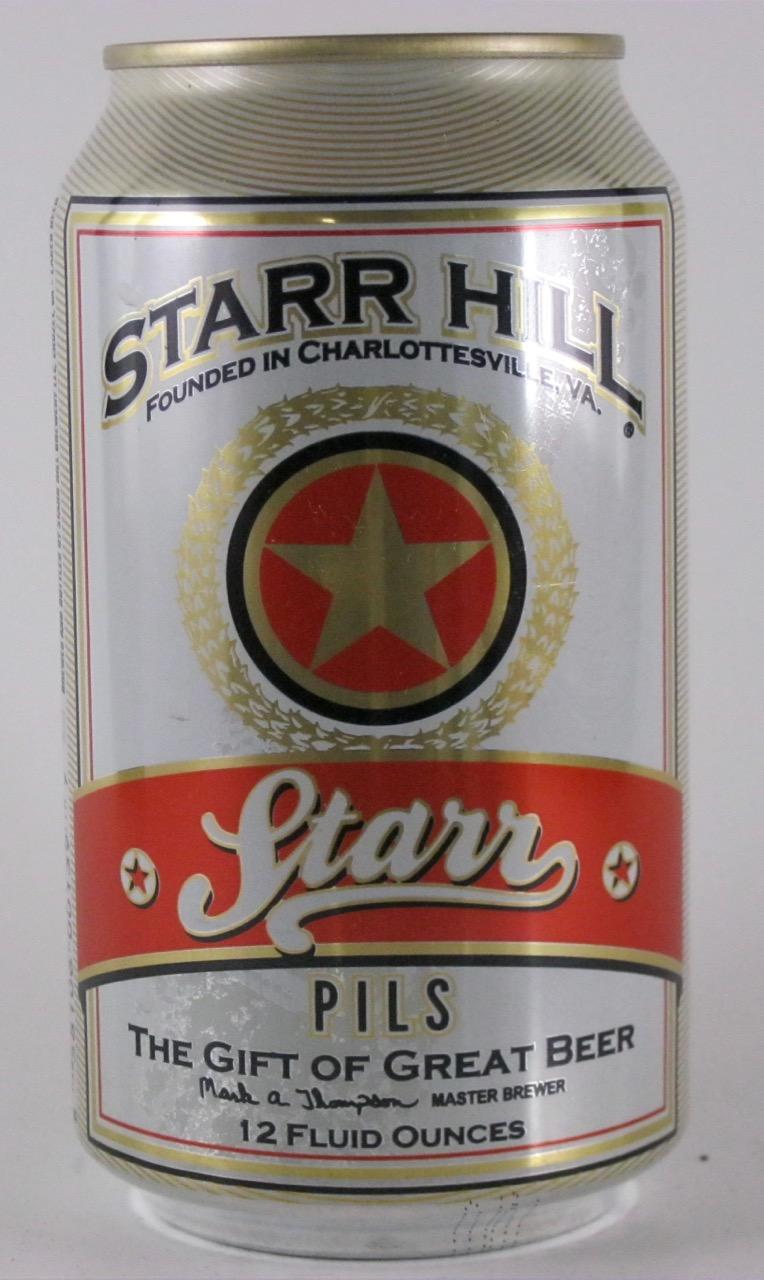 Starr Hill - Star Pils