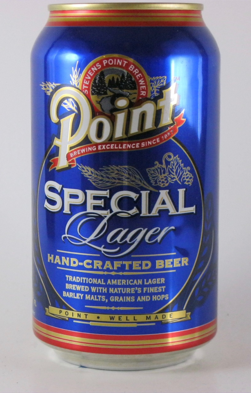 Stevens Point - Point Special Lager