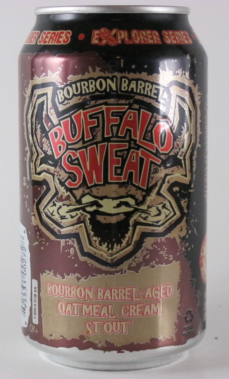 Tall Grass - Buffalo Sweat Oatmeal Cream Stout