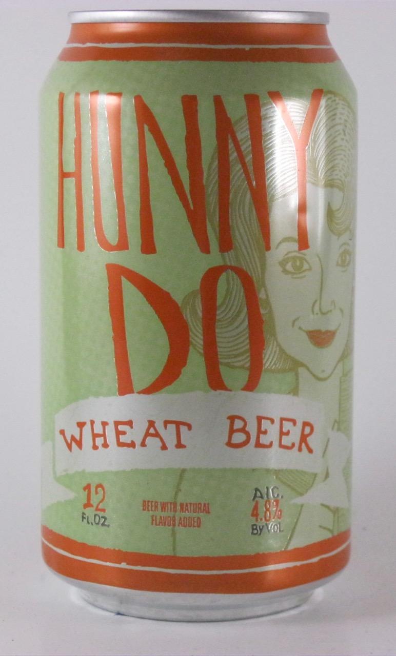 Third Street - Hunny Do Wheat Beer