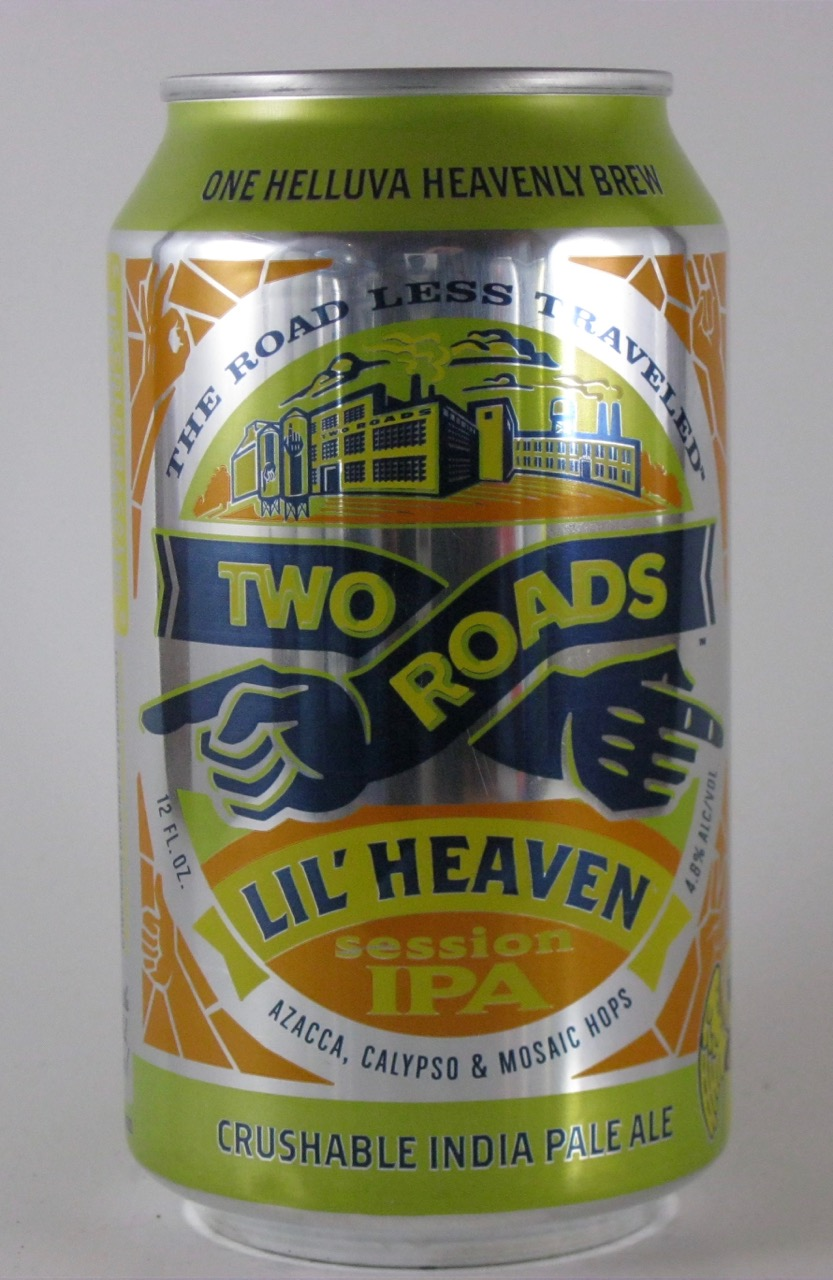 Two Roads - Lil' Heaven Session IPA