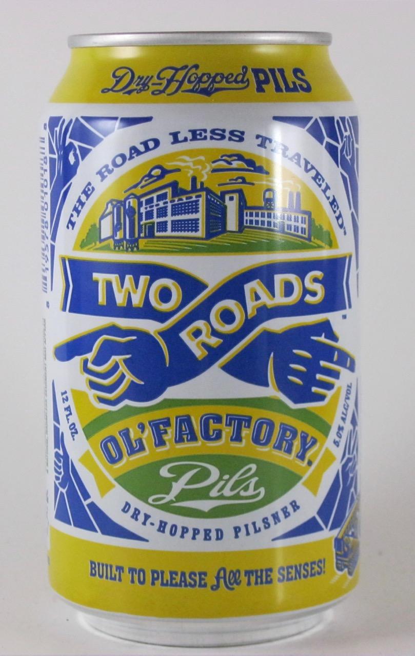 Two Roads - Ol' Factory Pils