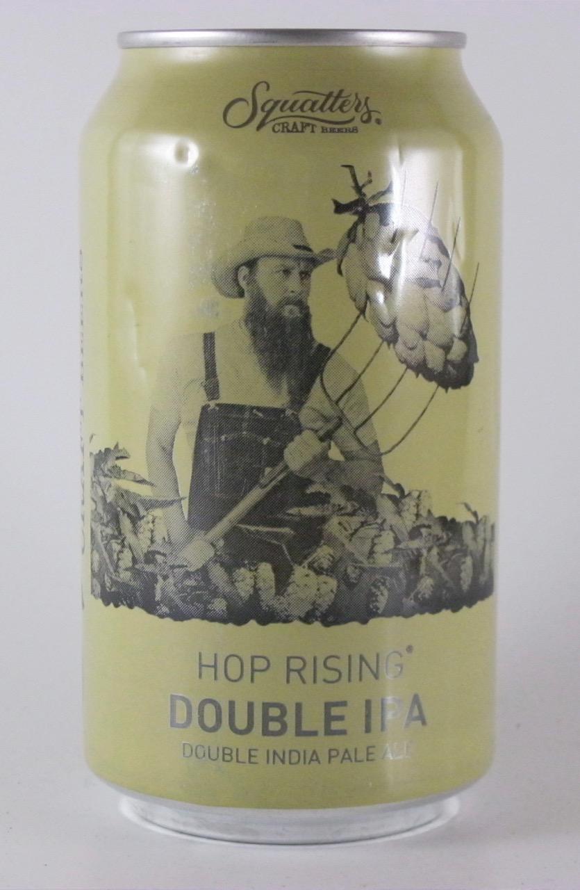 Utah Brewers Coop - Squatters - Hop Rising Double IPA