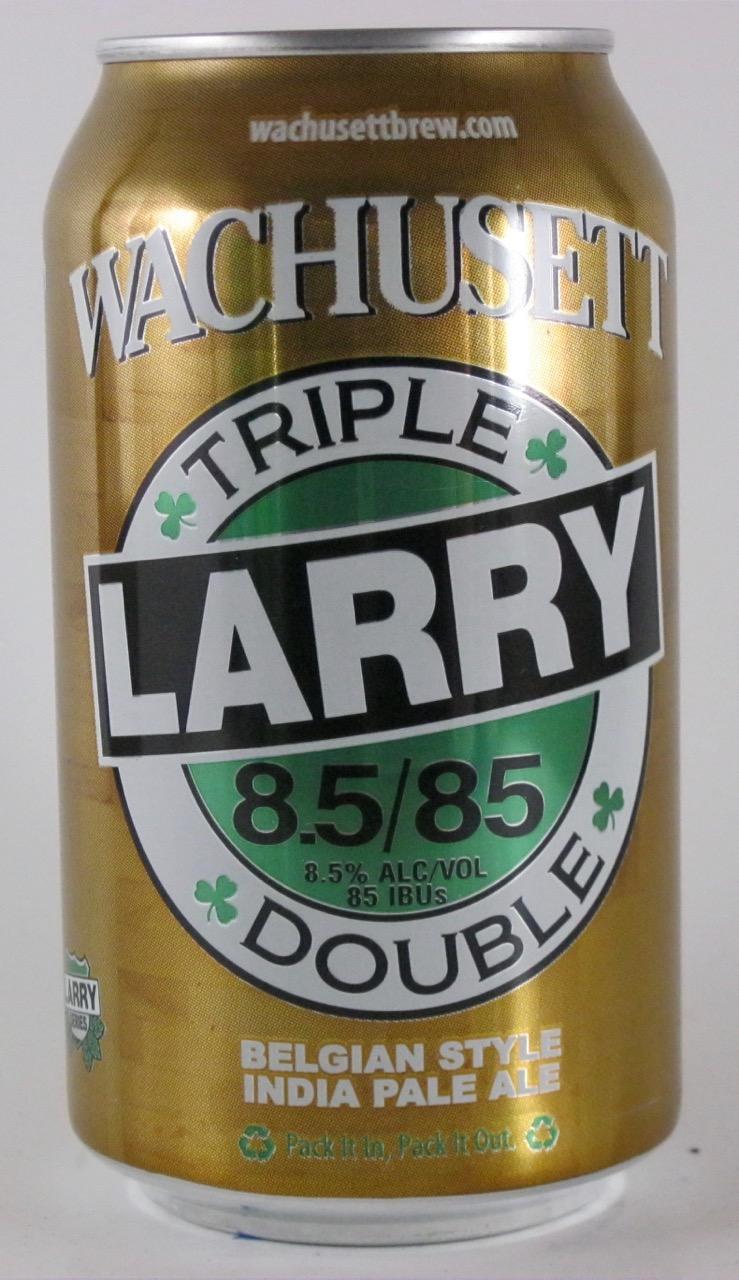 Wachusett - Larry Triple Double