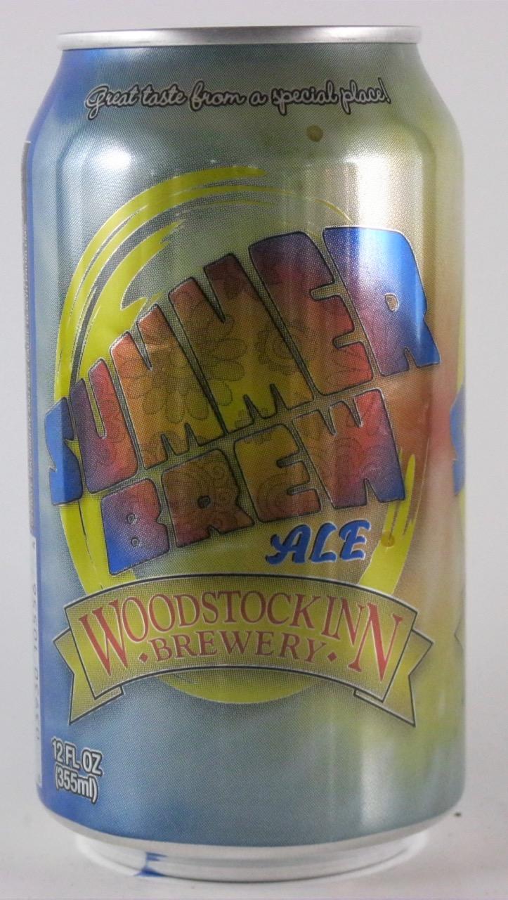 Woodstock Inn - Summer Brew Ale