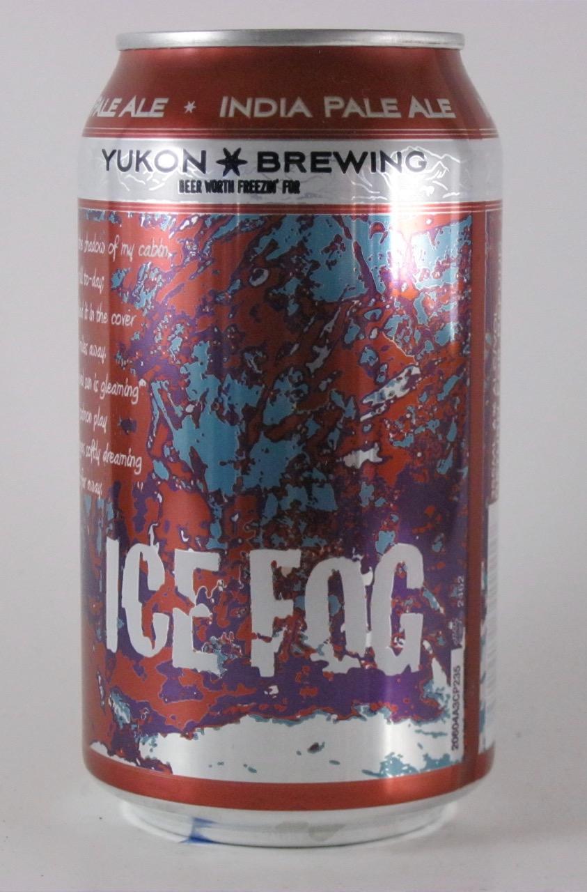 Yukon - Ice Fog (Canada)