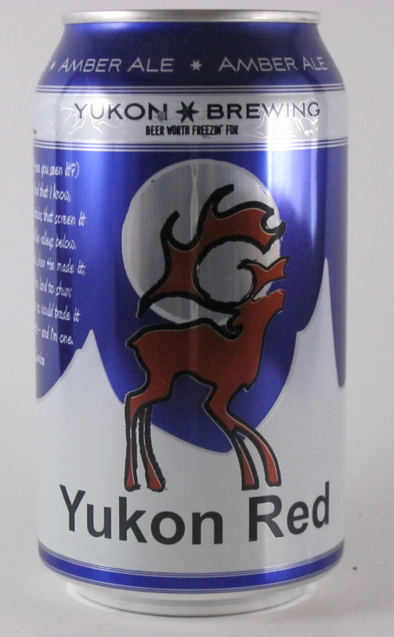 Yukon - Yukon Red (Canada)