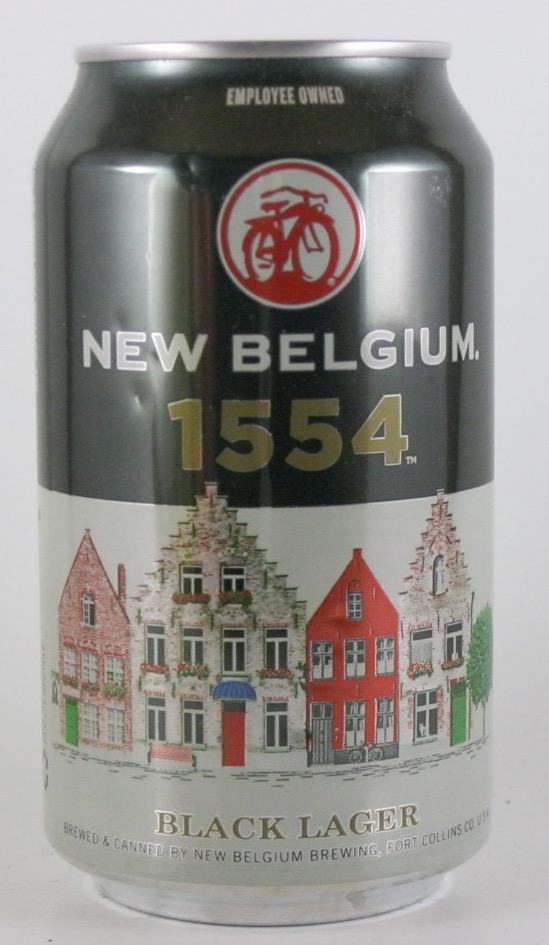 New Belgium - 1554 Black Lager