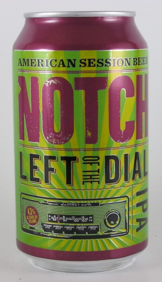 Notch - Left of the Dial
