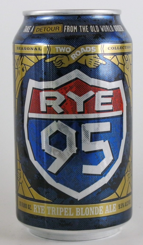 Two Roads - Rye 95