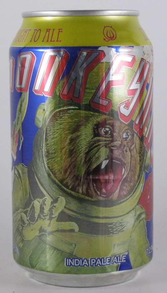 Straight to Ale - Monkeynaut