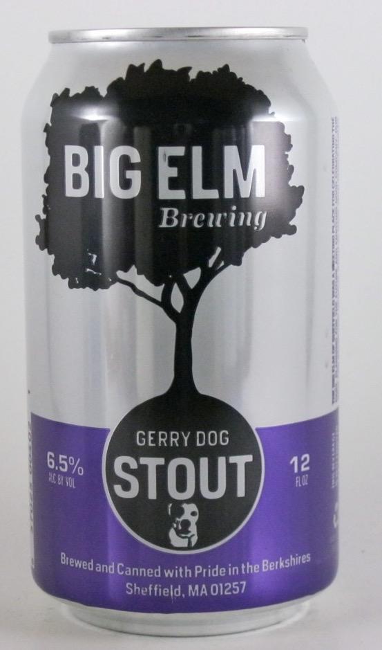Big Elm - Gerry Dog Stout