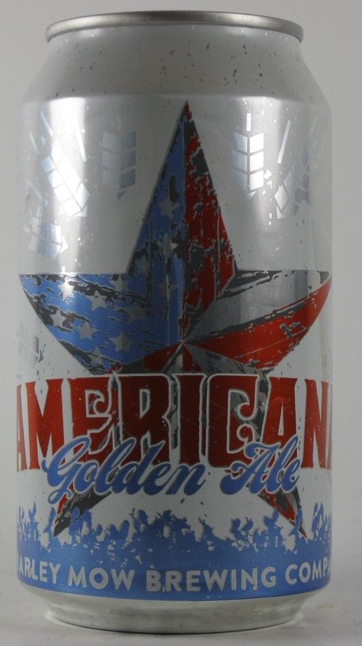 Barley Mow - American Golden Ale