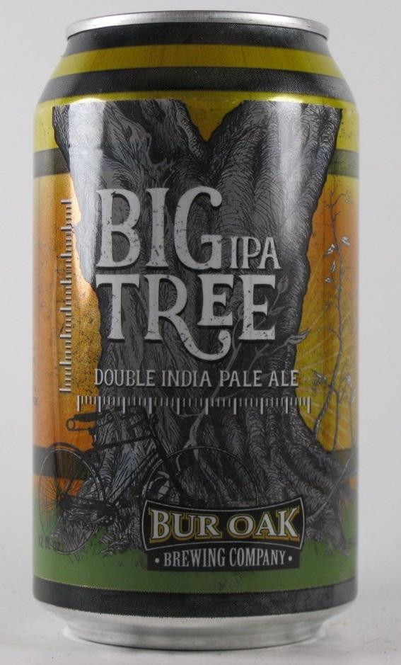 Bur Oak - Big Tree Double IPA