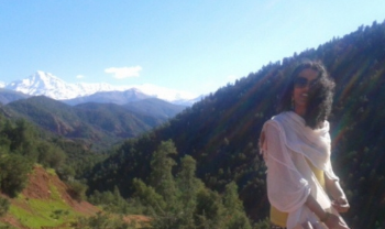 in the mountains of morocco :)