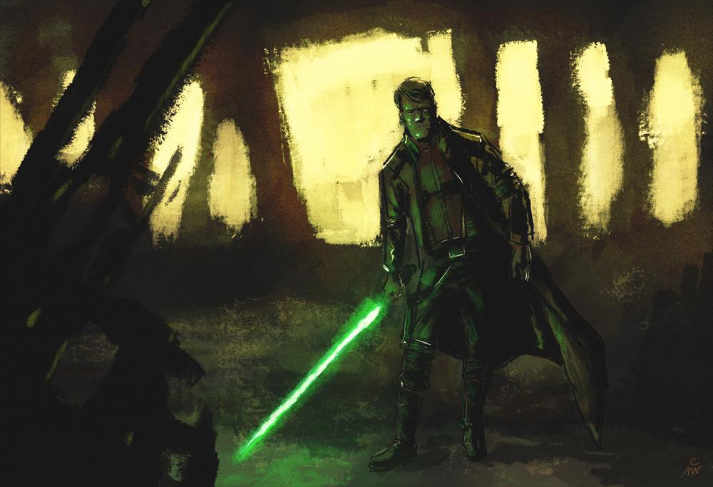 Jedi Detective