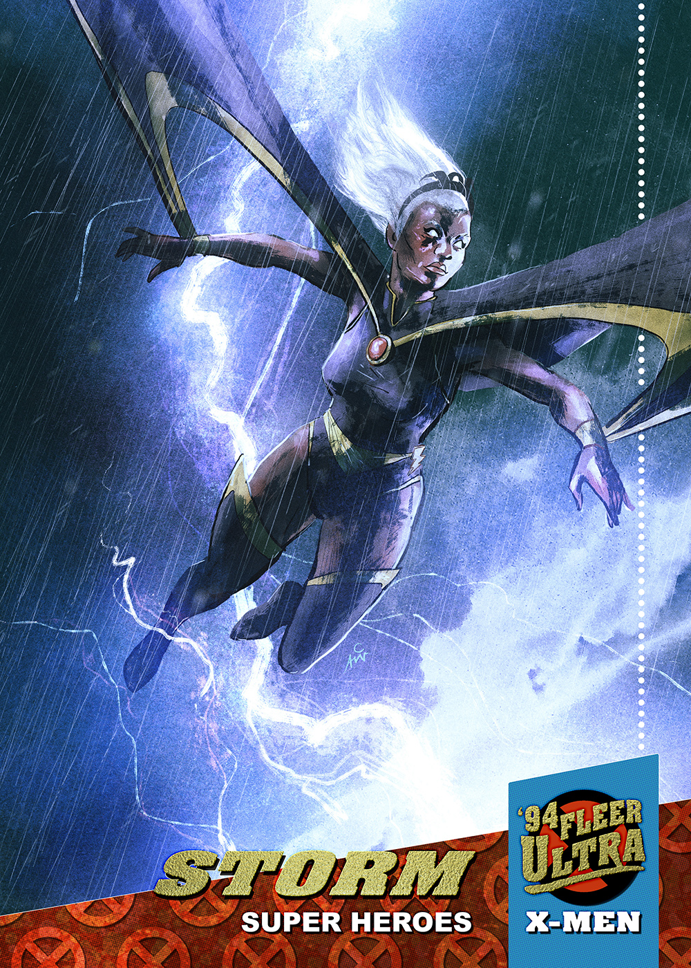Storm: Fleer Ultra '94