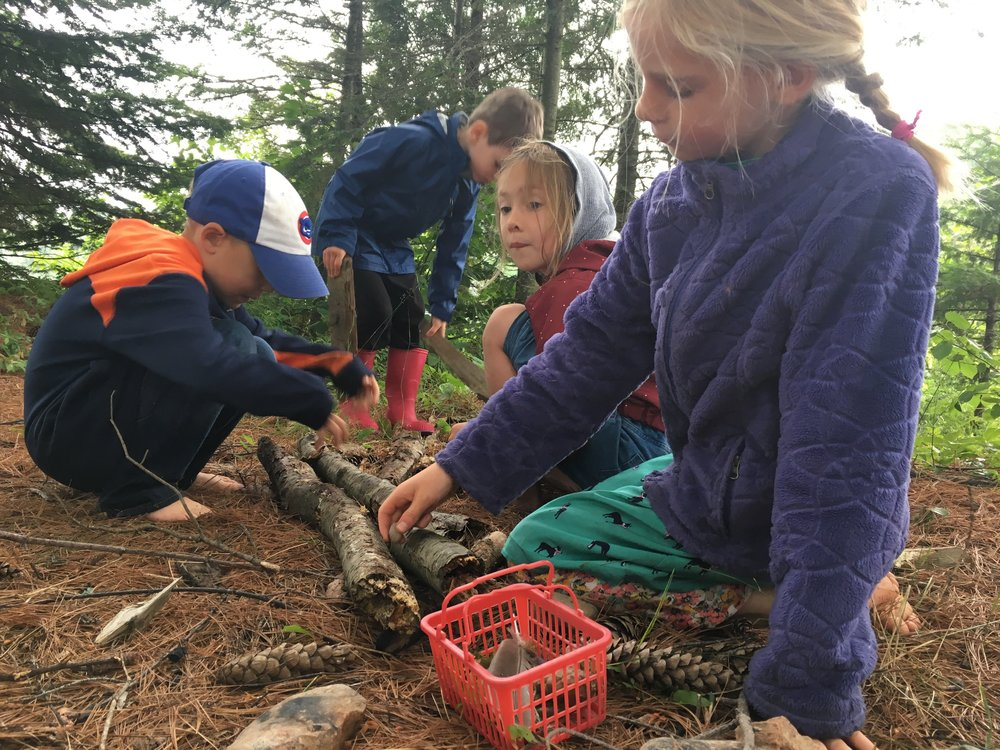 Adventure Building Camp, Week 1, Day 3, 2017