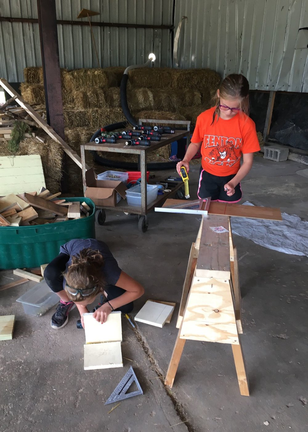 Adventure Building Camp, Week 2, Day 3, 2017