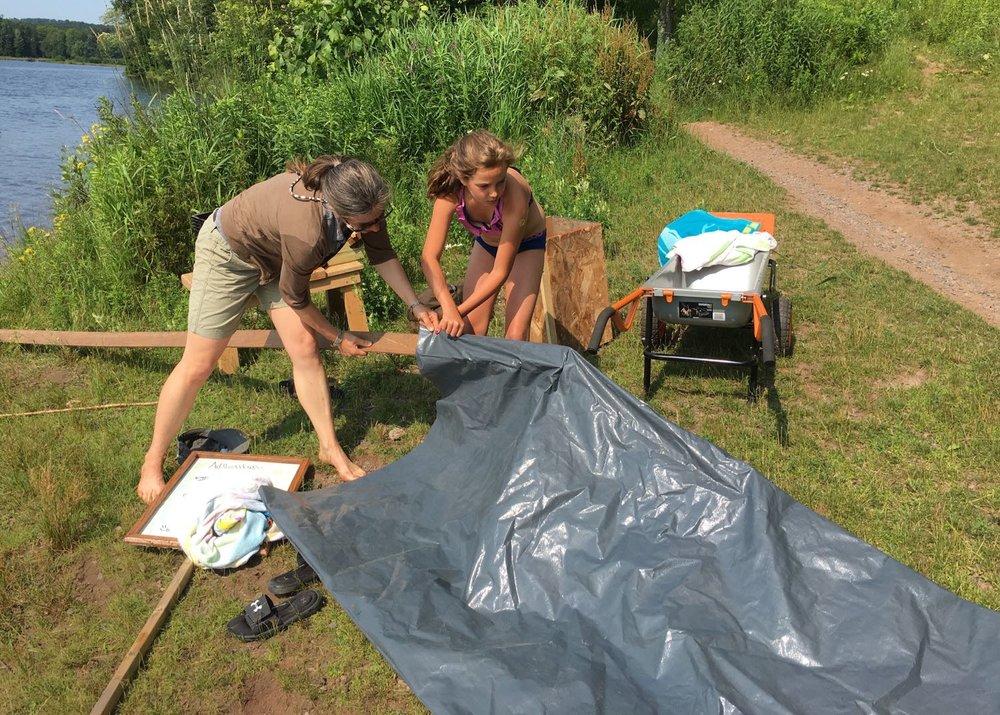 Adventure Building Camp, Week 2, Day 4, 2017